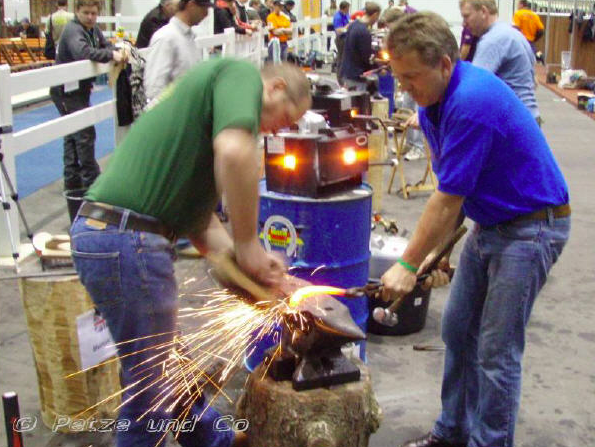 Es Funkt bei der Europameisterschaft 2008
