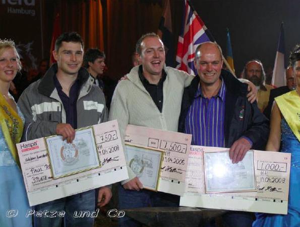 Gewinner Europameisterschaft 2008